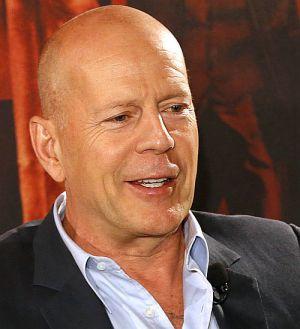 """Bruce Willis in München auf Promotour zu """"R.E.D. 2"""""""