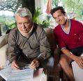 Florian David Fitz und Henry Hübchen suchen nach einer Pflegekraft - geht da noch was?