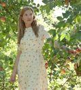 """Hannah Herzsprung testet den """"Geschmack von Apfelkernen"""" nah"""