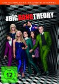 The Big Bang Theory - Die komplette sechste Staffel