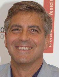 George Clooney in Venedig 2005