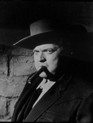 """Orson Welles im """"Im Zeichen des Bösen"""""""