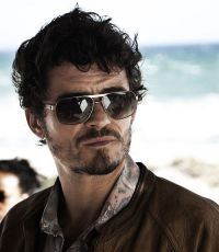 Stylischer Orlando Bloom in