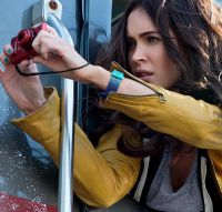 "Megan Fox in ""TMNT- Teenage Mutant Ninja Turtles 3D"""