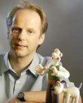 Nick Park, Regisseur von Wallace & Gromit auf der Jagd nach dem Riesenkaninchen