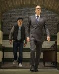"Colin Firth und Taron Egerton in ""Kingsman: The Secret Service"""