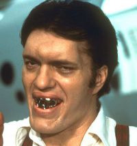 Mächtiges Gebiss: Richard Kiel in