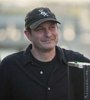 """Regisseur Scott Frank auf dem Set von """"Ruhet in Frieden - A Walk Among the Tombstones"""""""