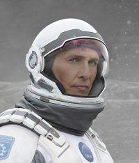 """Matthew McConaughey in """"Interstellar"""""""