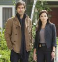 "Eric McCormack und Rachael Leigh Cook in ""Perception"""