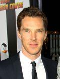 """Benedict Cumberbatch auf der Premie von Die Pinguine aus Madagascar 3D"""" in New York"""