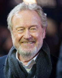 Ridley Scott auf der Premiere von