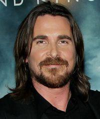 Christian Bale auf der Premiere von