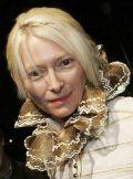 """Tilda Swinton auf der Londoner Premiere von: """"Der König von Narnia"""""""