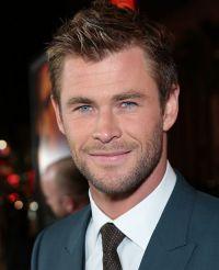 Chris Hemsworth auf der Premiere von