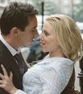 Scarlett Johansson, Jonathan Rhys-Meyers in: Match Point