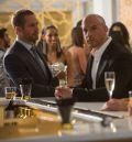 """Paul Walker und Vin Diesel in """"Fast & Furious 7"""""""