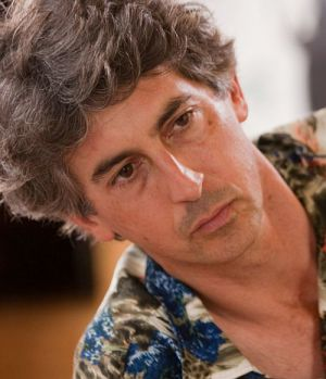 "Alexander Payne auf dem Set von ""The Descendants"""