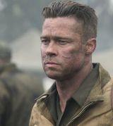 """Brad Pitt in """"Herz aus Stahl"""""""