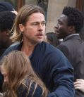 "Brad Pitt in ""World War Z 3D"""