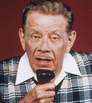 "Jerry Stiller in ""The King of Queens"""