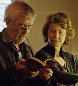 "Charlotte Rampling und Tom Courtenay in ""45 Years"""