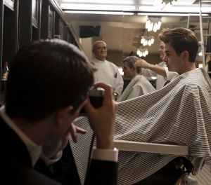 "Dane DeHaan und Robert Pattinson in ""Life"""