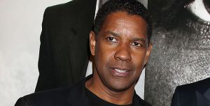 "Denzel Washington auf der US-Premiere von ""Safe House"" in New York"