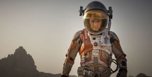 "Matt Damon ist ""Der Marsianer - Rettet Mark Watney"""