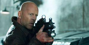 """Bruce Willis in seiner Paraderolle als John McClane. Hier in: """"Stirb langsam 4.0"""""""