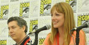 Judy Greer auf der Comic-Con 2011