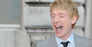 """Domhnall Gleeson auf der Weltpremiere von """"Alles eine Frage der Zeit"""" in Somerset House"""