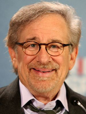 """Steven Spielberg auf der Berliner PK zu """"Bridge of Spies - Der Unterhändler"""""""
