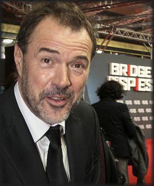"""Sebastian Koch in Berlin bei der """"Bridge of Spies""""-Premiere"""