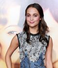 "Alicia Vikander bei der Premiere von ""The Danish Girl"""