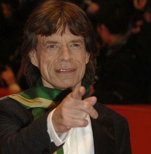 Mick Jagger (auf der Berlinale 2008)