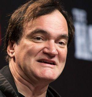 """Quentin Tarantino wirbt in Berlin für """"The Hateful 8"""""""