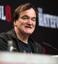 Quentin Tarantino wirbt in Berlin für