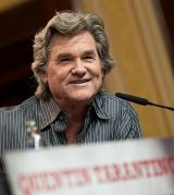 "Kurt Russell bei der Pressekonferenz zu ""The Hateful 8"" in Berlin"