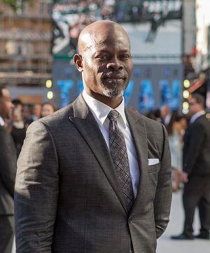"""Djimon Hounsou auf der Premiere von """"The Legend of Tarzan"""""""