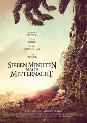 Sieben Minuten nach Mitternacht (A Monster Calls, 2016)