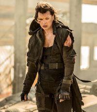 Finaler Auftritt von Milla Jovovich in