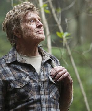 "Robert Redford in ""Elliot, der Drache 3D"""