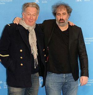 """Benoît Delépine und Gustave Kervern stellen auf der Berlinale """"Saint Amour - Drei gute Jahrgänge"""" vor"""