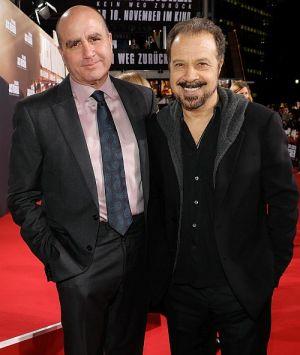 """Don Granger und Edward Zwick in Berlin bei der Premiere von """"Jack Reacher: Kein Weg zurück"""""""