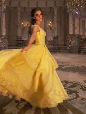 """Emma Watson in """"Die Schöne und das Biest in Disney Digital 3D"""" (2017)"""