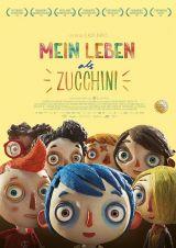 Filmplakat zu Mein Leben als Zucchini