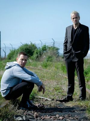 "Ewan McGregor und Jonny Lee Miller in ""T2 Trainspotting"" (2017)"