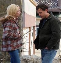 Michelle Williams und Casey Affleck in