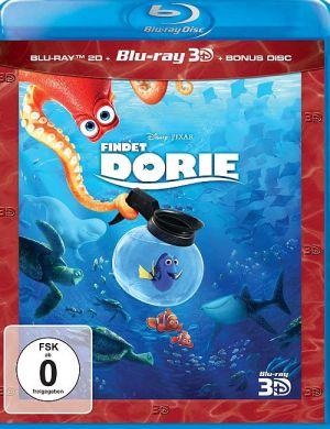 Findet Dorie 3D (Finding Dory, 2016)